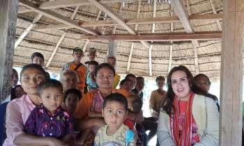 One Woman's Commitment to Expanding Services for Children With  Acute Malnutrition In Eastern Indonesia