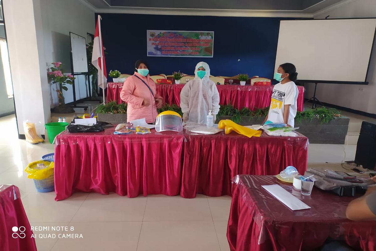 Dinas Kesehatan Kabupaten TTS - On The Job Training ...